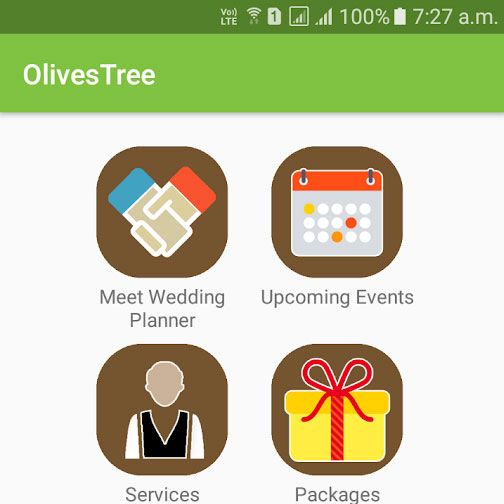 Event Planner Mobile App